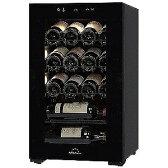 フォルスタージャパン 長期熟成型ワインセラー 「HomeCellar」(18本) FJN−60G−BK/ブラック(標準設置無料)