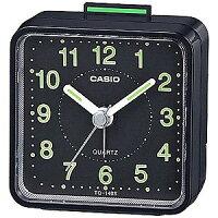 CASIO 目覚まし時計 「トラベルクロック」 TQ−140S−1JF
