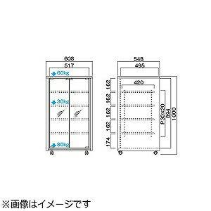 ハヤミ工産 オーディオラック タテ型 A−5106