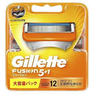 P&G ジレット フュージョン 5+1 替刃 12個入