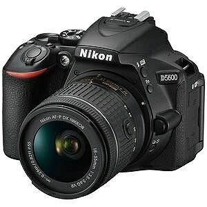 デジタルカメラ, デジタル一眼レフカメラ  D56001855 VR D5600LK1855