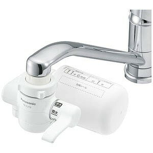 パナソニック 蛇口直結型浄水器 TK−CJ12−W (ホワイト)