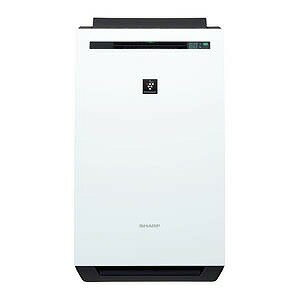 シャープ 除加湿空気清浄機(空気清浄:〜32畳/加湿:〜18畳/除湿:〜20畳) KC−HD70−W (ホワイト系)の写真