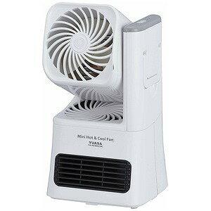 ユアサ 温風&冷風扇 YA-HC800V()