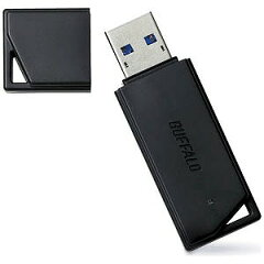 バッファロー USBメモリー(16GB/USB3.1) RUF3-K16GB-BK