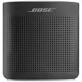 BOSE ブルートゥーススピーカー Bose SoundLink SoundLink Color Bluetooth speaker II(ブラック)(送料無料)