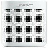 BOSE ブルートゥーススピーカー Bose SoundLink SoundLink Color Bluetooth speaker II(ホワイト)(送料無料)
