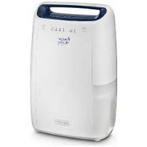 デロンギ コンプレッサー式衣類乾燥除湿機 (~18畳) DEX16FJ ホワイト