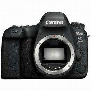 Canon デジタル一眼 EOS 6D Mark II(WG)【ボディ(レンズ別売)】 デジタル一眼レフカメラ/ EOS6DMK2(送料無料)