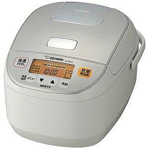 象印 ZOJIRUSHI 炊飯器 「極め炊き」[5.5合/マイコン] NL−DS10−WA