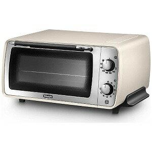 デロンギ オーブントースター Distinta(ディスティンタ) [1200W/食パン4枚] EOI407J−W