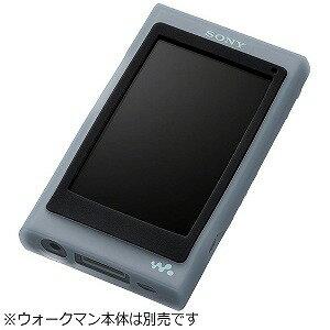 ソニー NW-A40シリーズ専用シリコンケース CKM-NWA40 LMWW (ブルー)
