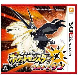 (2017/11/17発売)任天堂 3DSゲームソフト ポケットモンスター ウルトラサン