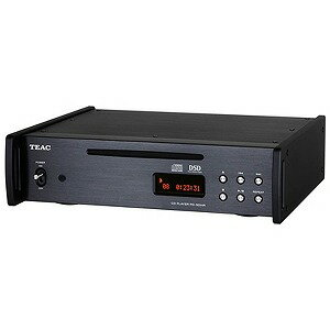 ティアック ハイレゾ音源対応 CDプレーヤー PD-501HR-SE/B (ブラック)()