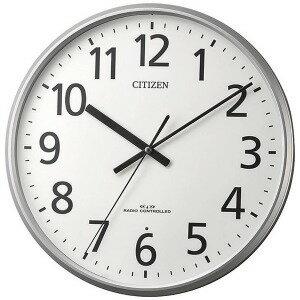 リズム時計工業 電波掛け時計 8MYA39−019