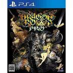 アトラス PS4ゲームソフト ドラゴンズクラウン・プロ
