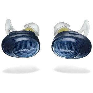 BOSE ブルートゥースイヤホン(左右分離タイプ) カナル型 SoundSport Free wireless headphones (ブルー)