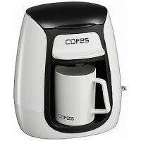 コレス コーヒーメーカー 「1カップコーヒーメーカー」(150ml) C311−WH