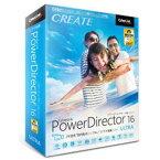 サイバーリンク 〔Win版〕PowerDirector 16 Ultra POWERDIRECTOR 16 ULT