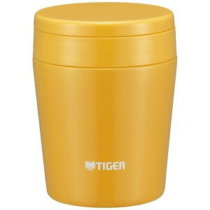 タイガー TIGER スープジャー (300ml) MCL−B030YS サフランイエロー