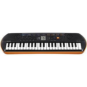 ピアノ・キーボード, キーボード・シンセサイザー CASIO 44 SA76