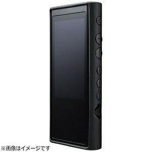 NW-ZX300用フルアーマケース  CP-NWZX30C1/BB カーボンブラック()