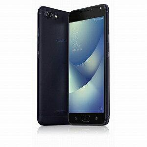 ASUS SIMフリースマートフォン Zenfone 4 Max Pro ZC554KL−BK32S4BKS ネイビーブラック「...