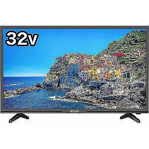 ハイセンス 32V型ハイビジョン液晶テレビ【ビックカメラグループオリジナル】 32BK1