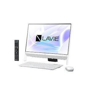 NEC LAVIE Desk All−in−one DA700/KAW 23.8型デスクトップPC PC−DA700KAW ファインホワイト(送料無料)