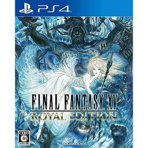 プレイステーション4, ソフト  PS4 FINAL FANTASY XV ROYAL EDITION