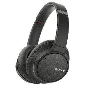ソニー ブルートゥースヘッドホン WH−CH700N BM ブラック [Bluetooth /ノイズキャンセル対応]