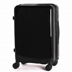 アマダナタグレーベル TSAロック搭載スーツケース amadana TAG label ハードジッパー  AT−SC11M メタリックブラック (送料無料)