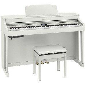 ローランド 電子ピアノ HPシリーズ(88鍵盤/ホワイト仕上げ) HP603−AWHS(標準設置無料)