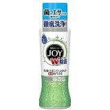 P&G JOY(ジョイ)W除菌コンパクト 緑茶の香り 本体 190ml〔食器用洗剤〕