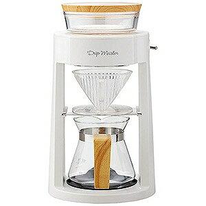 アピックスインターナショナル APIX コーヒーメーカー 「ドリップマイスター」ホワイト ADM−200−WH