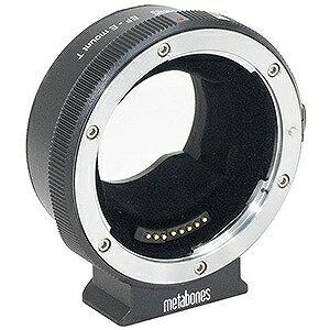 マウントアダプター M(SONY E用電子接点付キヤノンEF Ver5 T) MBEFEBT5「ボディ側:ソニーE/レンズ側:キヤノンEF」()