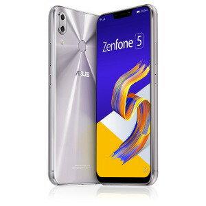 ASUS SIMフリースマートフォン Zenfone 5 Series ZE620KL−SL64S6 スペースシルバー(送料無...
