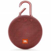 JBLJBLCLIP3REDレッド[Bluetooth対応/防水]