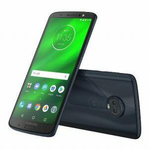 モトローラ SIMフリースマートフォン「PAAT0026JP」Snapdragon630 5.93型 Moto G6 PLUS デ...