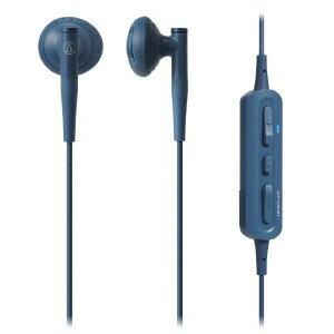 オーディオテクニカ Bluetoothイヤホン  ATH-C200BT BL ブルー()