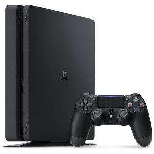 ソニー・コンピュータエンタテインメント PS4本体 PlayStation4 ジェット・ブラック 500GB CUH−2200AB01