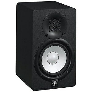 YAMAHA 2ウェイ パワードスタジオモニター(ブラック・1台) HS5 (ブラック)