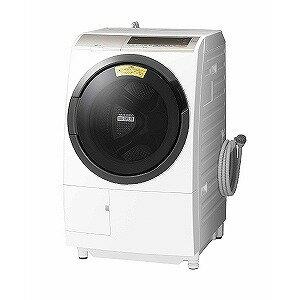 日立 ドラム式洗濯乾燥機 (洗濯11.0kg /乾燥6.0kg/左開き)「ビッグドラム」 BD−SV110CL−N シャンパン(標準設置無料)