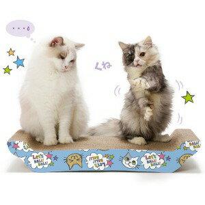 バリバリ ベッド L猫柄 バリバリベッドLネコガラ