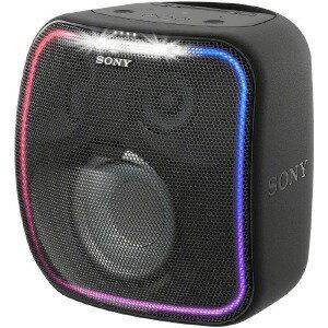 ソニー スマートスピーカー (Bluetooth対応/防滴・防塵) SRS−XB501G