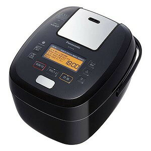 パナソニック 可変圧力IH炊飯器 「可変圧力おどり炊き」(5.5合) SR−PA108−K ブラック(送料無料)