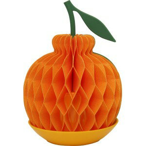 ドウシシャ 紙の加湿器 オレンジ 「d−design」 RCKP1807(OR