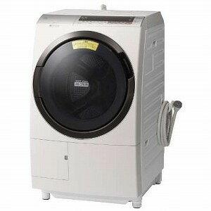 日立 ドラム式洗濯乾燥機(洗濯11.0kg /乾燥6.0kg /右開き)「ビッグドラム」 BD−SX110CR−N ロゼシャンパン(標準設置無料)