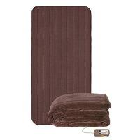 日立 電気毛布 [200×100(cm)] HLM−102MS 敷毛布