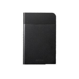 バッファロー 外付けHDD ブラック [ポータブル型 /2TB] HD−PZF2.0U3−BKA